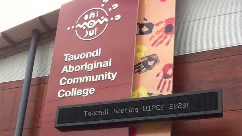 Tauondi Aboriginal Community College building