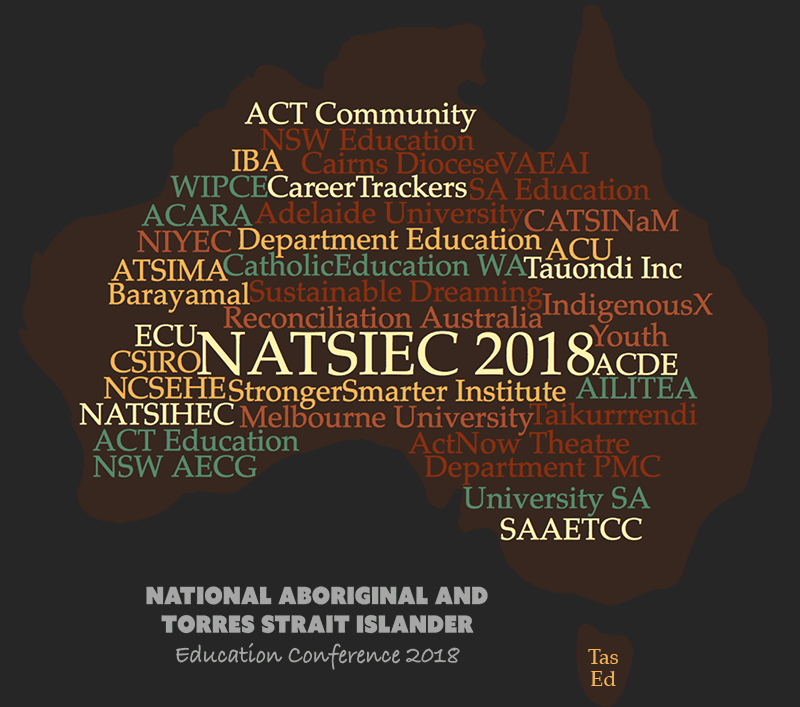 NATSIEC word cloud